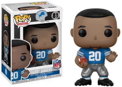 Ultimate Funko Pop NFL Figures Checklist and Gallery 108