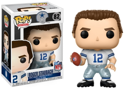 Ultimate Funko Pop NFL Football Figures Checklist and Gallery - 2020 Legends Figures 114