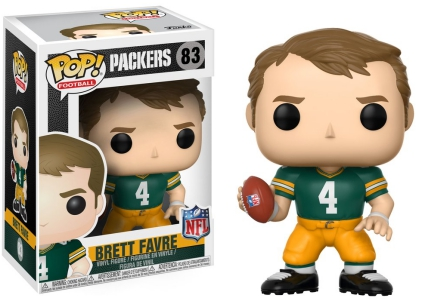Ultimate Funko Pop NFL Football Figures Checklist and Gallery - 2020 Legends Figures 115