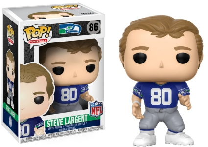Ultimate Funko Pop NFL Football Figures Checklist and Gallery - 2020 Legends Figures 120
