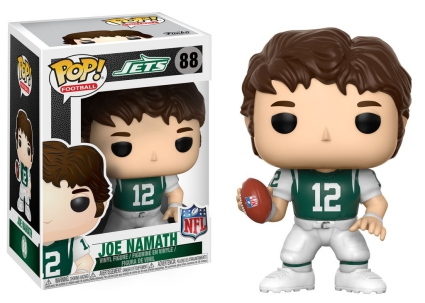 Ultimate Funko Pop NFL Football Figures Checklist and Gallery - 2020 Legends Figures 122