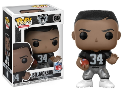 Ultimate Funko Pop NFL Football Figures Checklist and Gallery - 2020 Legends Figures 123