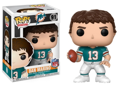 Ultimate Funko Pop NFL Football Figures Checklist and Gallery - 2020 Legends Figures 125