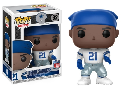 Ultimate Funko Pop NFL Football Figures Checklist and Gallery - 2020 Legends Figures 126
