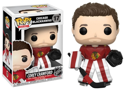 2017-18 Funko Pop NHL Series 2 Vinyl Figures 27
