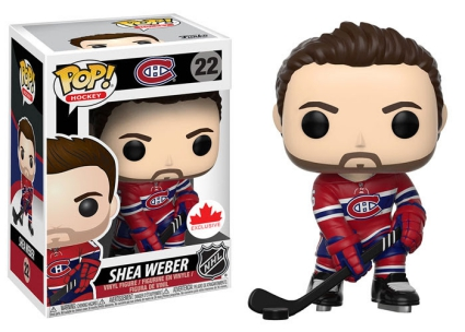 2017-18 Funko Pop NHL Series 2 Vinyl Figures 32