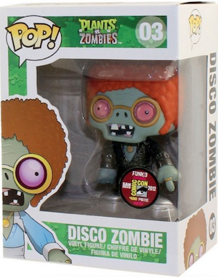 Funko Pop Plants vs Zombies Vinyl Figures 24