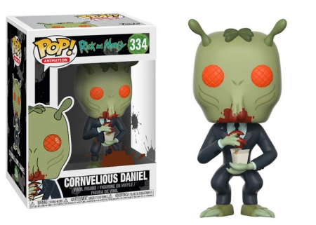 Ultimate Funko Pop Rick and Morty Figures Checklist and Gallery 32
