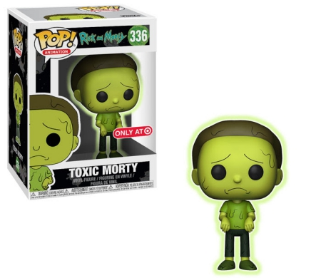 Funko Pop Rick And Morty Checklist Info Visual Guide Exclusives List