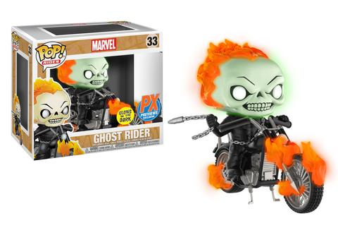 Ultimate Funko Pop Ghost Rider Figures Checklist and Gallery 29