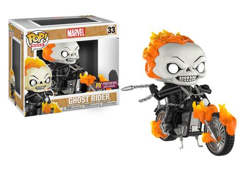 Ultimate Funko Pop Ghost Rider Figures Checklist and Gallery 28