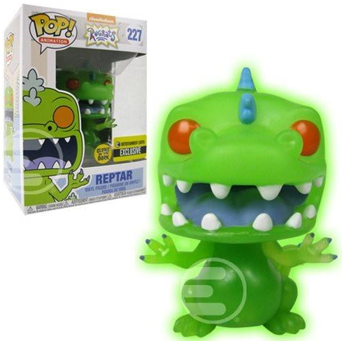 Funko Rugrats Reptar with Cereal Exclusive Pop