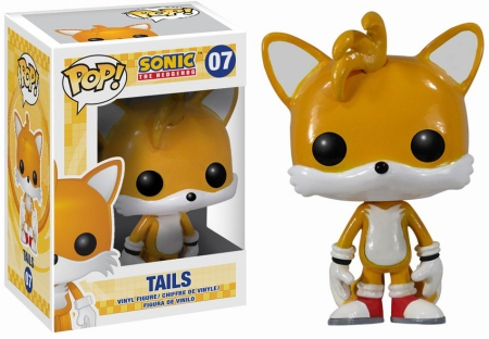 Funko Pop Sonic the Hedgehog Vinyl Figures 4