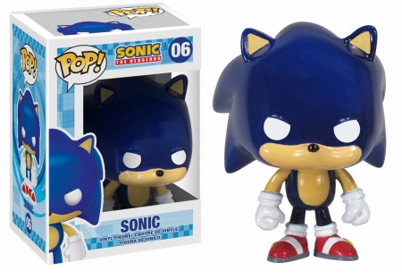 Funko Pop Sonic the Hedgehog Vinyl Figures 3