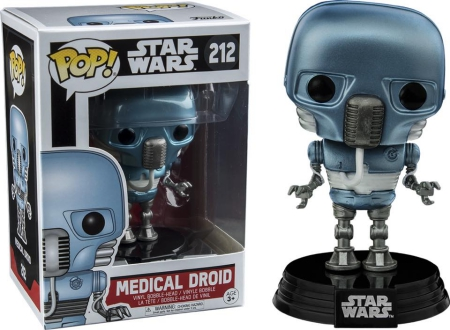 Ultimate Funko Pop Star Wars Figures Checklist and Gallery 261