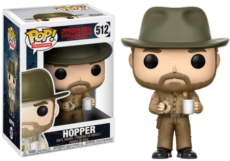 Ultimate Funko Pop Stranger Things Figures Checklist and Gallery 20