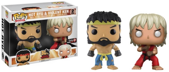 Ultimate Funko Pop Street Fighter Figures Gallery and Checklist 30