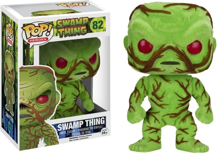 Funko Pop Swamp Thing Vinyl Figures 24