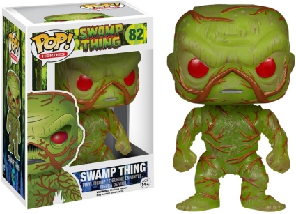 Funko Pop Swamp Thing Vinyl Figures 1