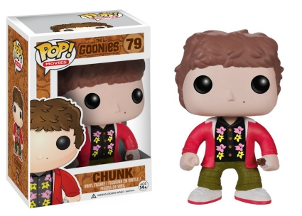 Funko Pop The Goonies Vinyl Figures 25