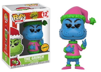 Funko Pop The Grinch Vinyl Figures 4