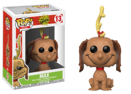 Funko Pop The Grinch Vinyl Figures 7