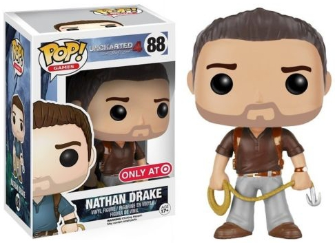 Funko Pop Uncharted Vinyl Figures 21