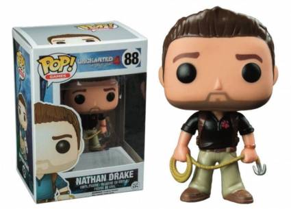Funko Pop Uncharted Vinyl Figures 22