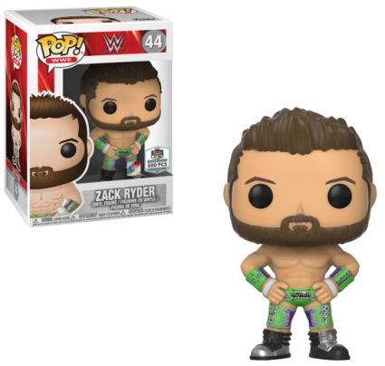 Ultimate Funko Pop WWE Figures Checklist and Gallery 64