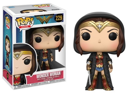 Ultimate Funko Pop Wonder Woman Figures Checklist and Gallery 27