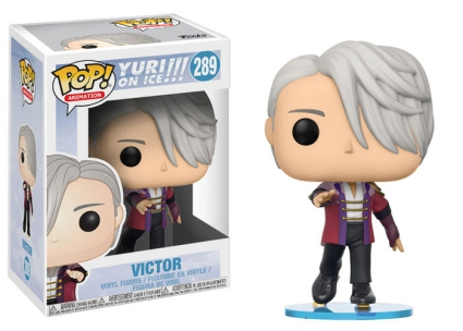 2017 Funko Pop Yuri on Ice Vinyl Figures 25