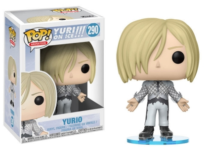 2017 Funko Pop Yuri on Ice Vinyl Figures 26