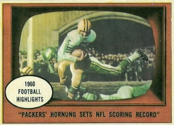 Top 10 Paul Hornung Football Cards 5