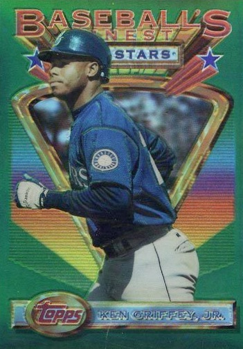 Top 10 Ken Griffey Jr. Baseball Cards of All-Time 4