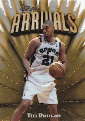The Big Fundamental Retires! Top 10 Tim Duncan Cards of All-Time 5