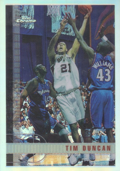 Top 10 Tim Duncan Cards of All-Time 12