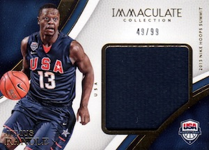 2016-17 Panini Immaculate Collection Basketball