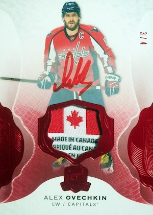 2016-17 Upper Deck The Cup Hockey Cards 21
