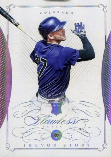 Trevor Story Rookie Cards and Key Prospect Guide 4