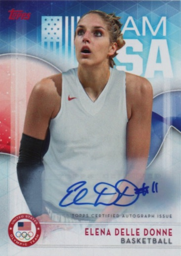 Sports Trading Cards 2012 Topps Olympics Candace Parker #46 Basketball Silver Medal