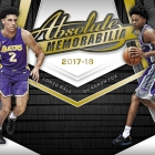 2017-18 Panini Absolute Basketball Cards