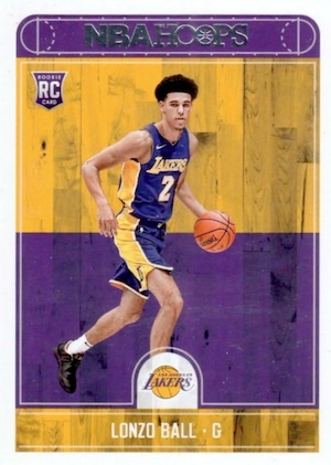 Top Lonzo Ball Rookie Cards 1