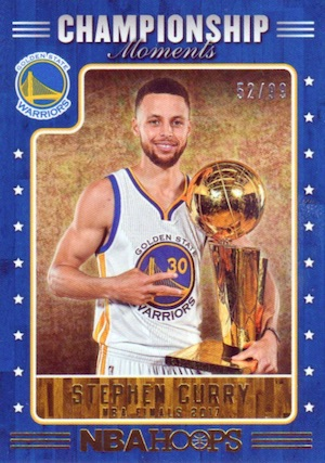 2017-18 Panini NBA Hoops Basketball Cards 30