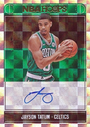 2017-18 Panini NBA Hoops Basketball Cards 28