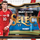 2017-18 Panini Select Soccer Cards