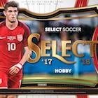 2017-18 Panini Select Soccer Cards