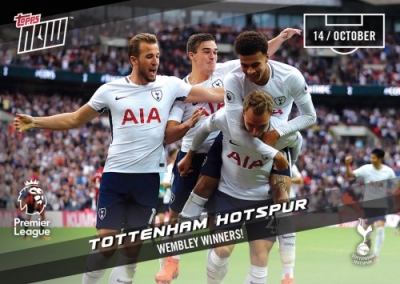 2017-18 Topps Now Premier League Soccer Cards 9