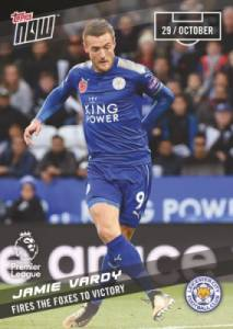 2017-18 Topps Now Premier League Soccer Cards 11