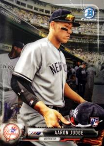 Aaron Judge Rookie Cards Checklist and Key Prospects 4