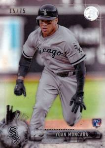 2017 Bowman High Tek Baseball Cards 27